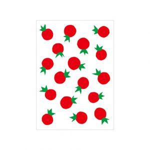 ポストカード(ちびトマト)