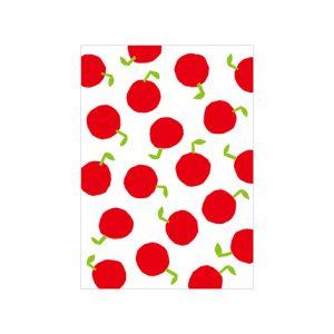 ポストカード(りんご)