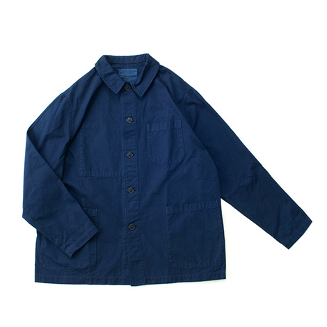 A.製品染めジャケット