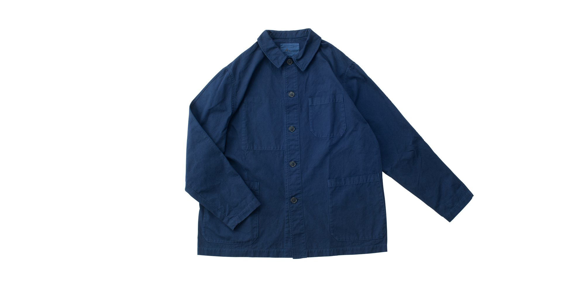 製品染めジャケット