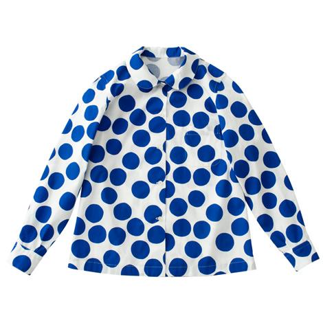 丸襟シャツ5