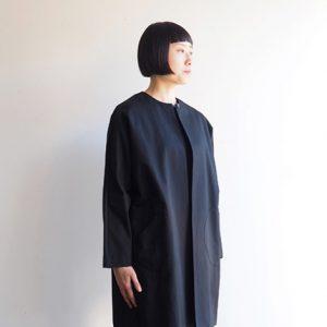 黒 モデル身長166㎝ Mサイズ着用