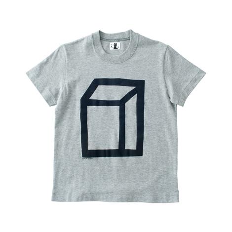 半袖Tシャツ(キューブ)