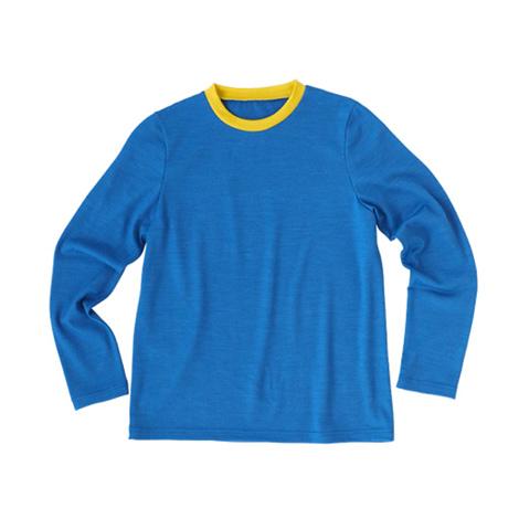aa.ウール長袖Tシャツ