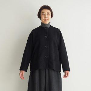 チャコール モデル身長163㎝Fサイズ着用