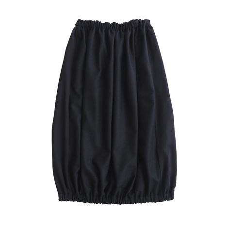 裾ゴムスカート