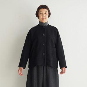 黒 モデル身長163㎝Mサイズ着用