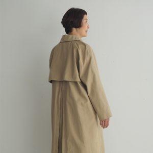 モデル身長163㎝ Mサイズ着用 後ろ