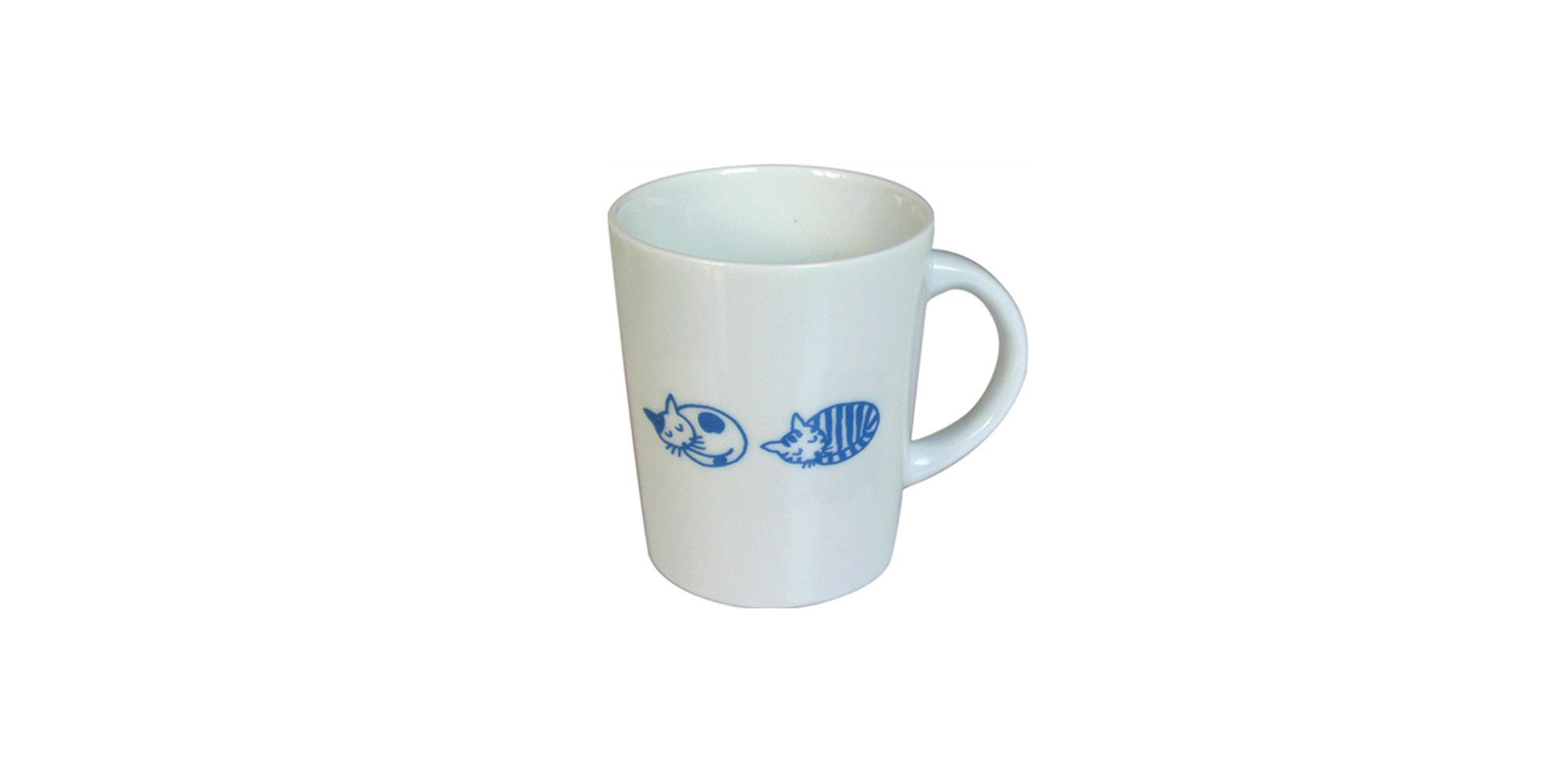 ねこマグカップ