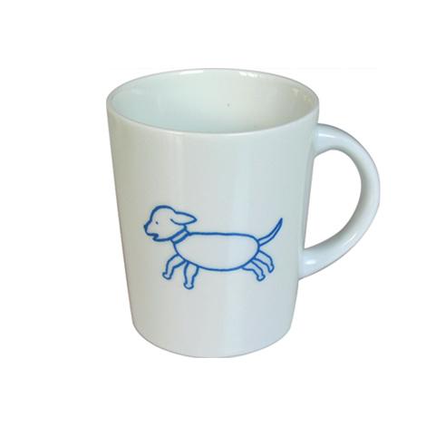 いぬマグカップ