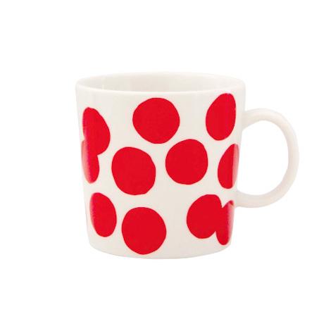 プラスドットマグカップ