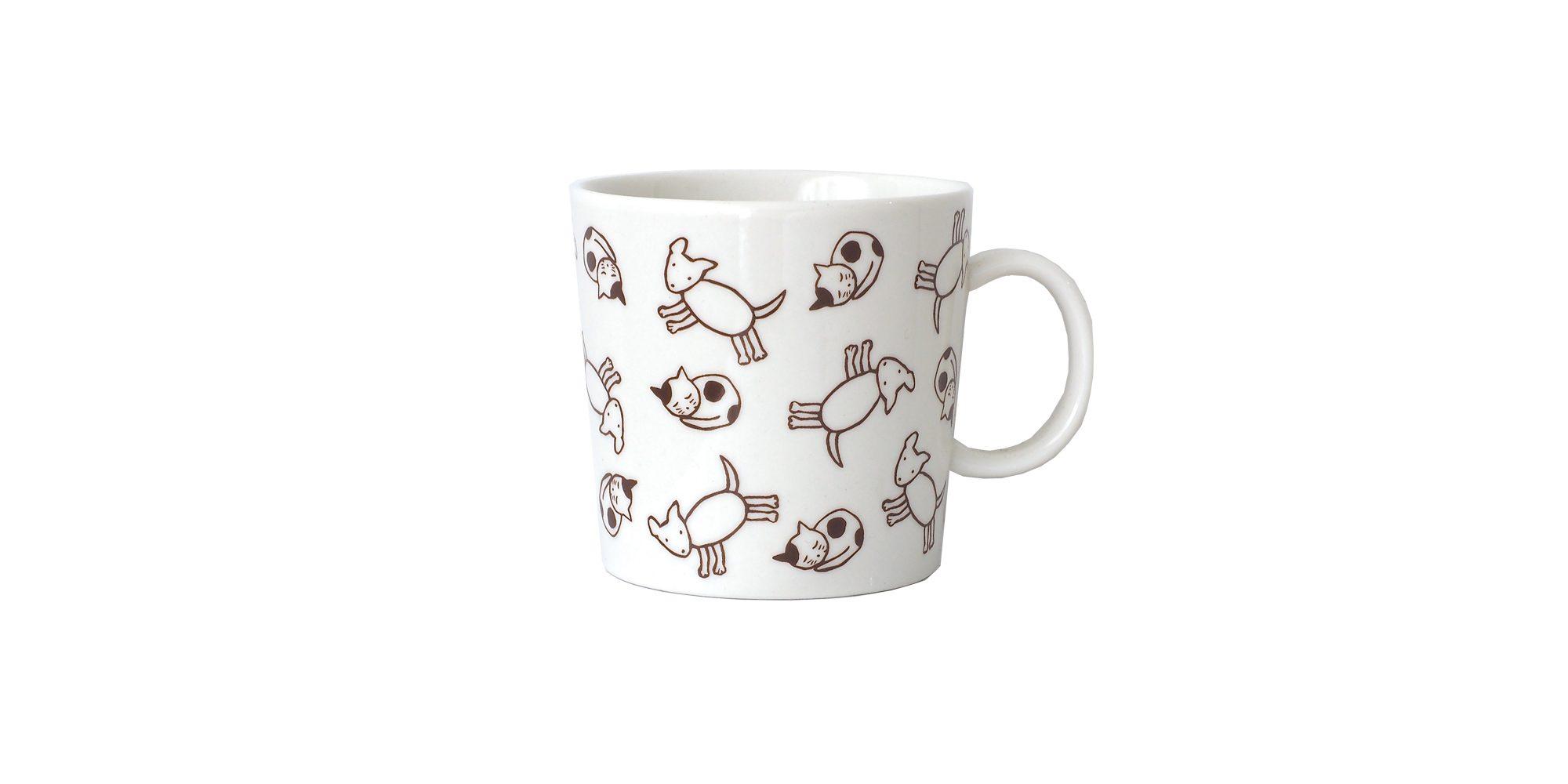 INUNEKO(イヌネコ)マグカップ
