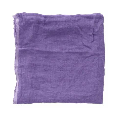後染め 紫色