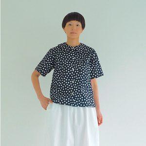 紺 モデル身長164㎝ Mサイズ着用
