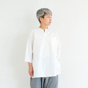 オフ白 モデル身長157㎝ Sサイズ着用