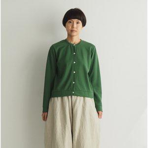 緑 モデル身長164㎝ Mサイズ着用