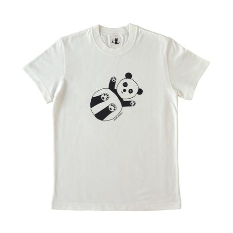半袖プリントTシャツ(パンダ)