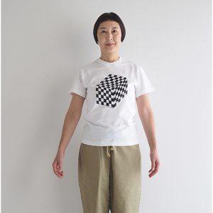 キューブ2(白) モデル身長163㎝ Sサイズ着用
