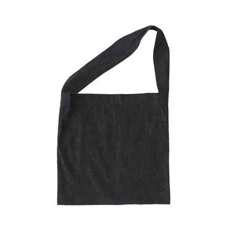 aa.デニムのショルダーバッグ