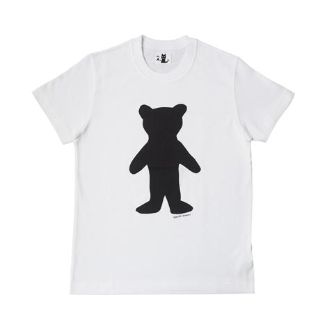 半袖プリントTシャツ(くま)