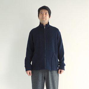 黒杢 モデル身長175㎝ Mサイズ着用