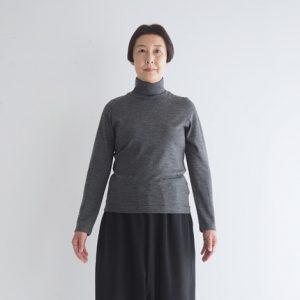 黒 モデル身長163㎝ Sサイズ着用