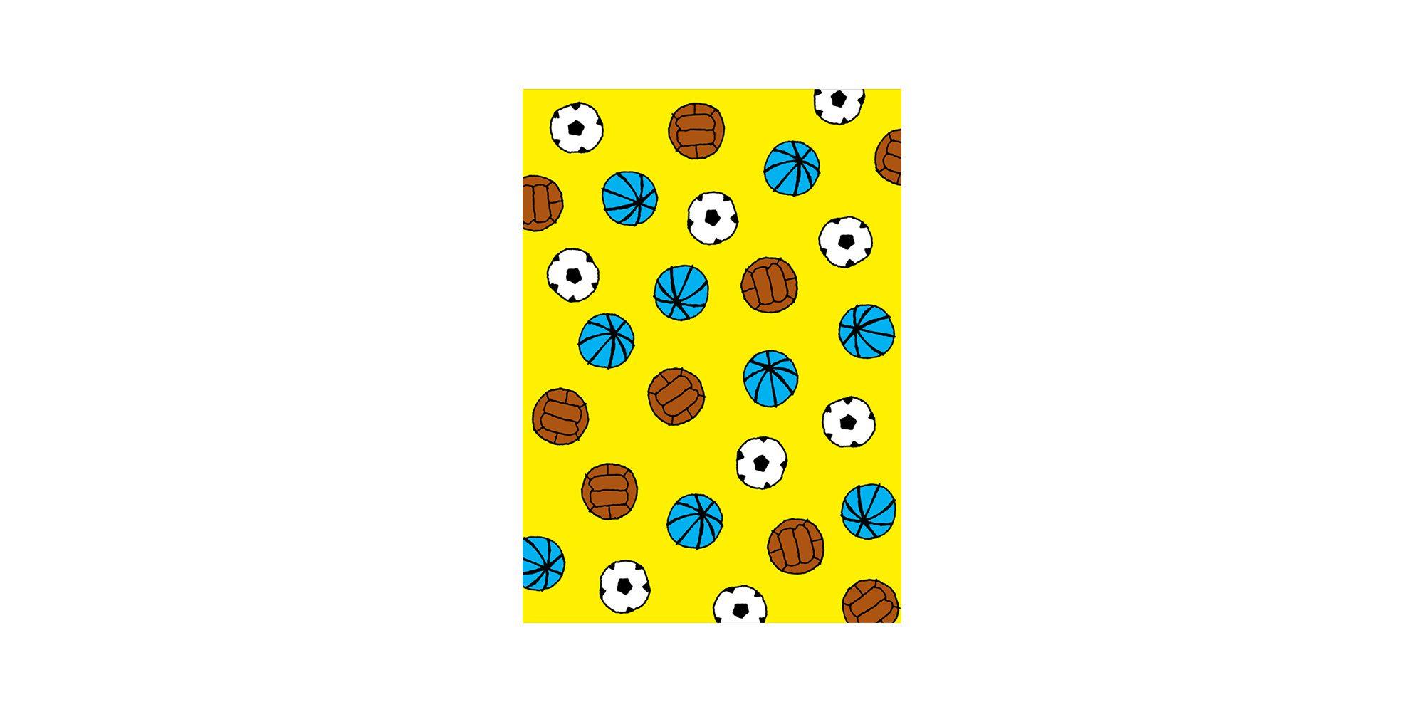 ポストカード(ボール)
