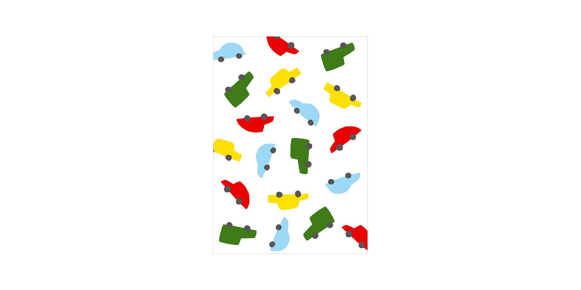 ポストカード(くるま)