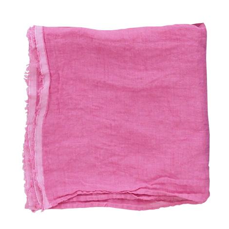 後染め ピンク