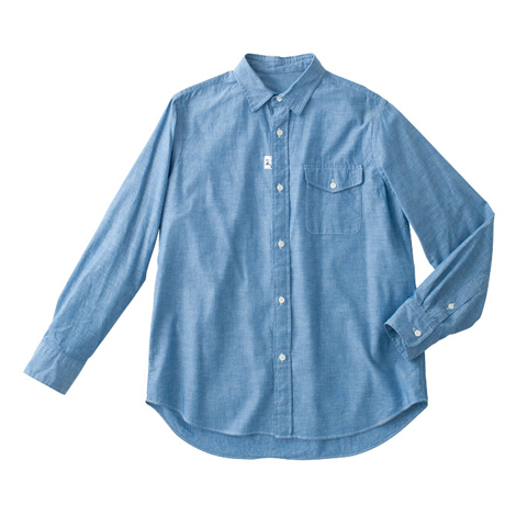 A. Men'sダンガリーシャツ