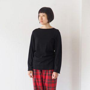 モデル身長166㎝ Mサイズ着用(黒)
