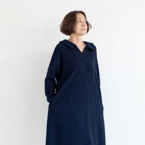 モデル身長158㎝ Sサイズ着用(紺
