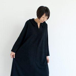 モデル身長164㎝ Mサイズ着用(黒)