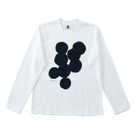 長袖Tシャツ(ドット)