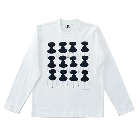 長袖Tシャツ(チェア)
