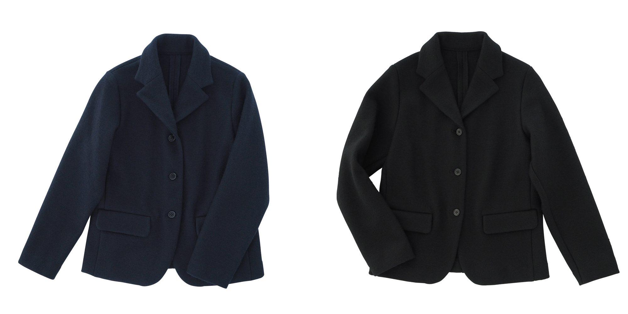 カットソーのジャケット