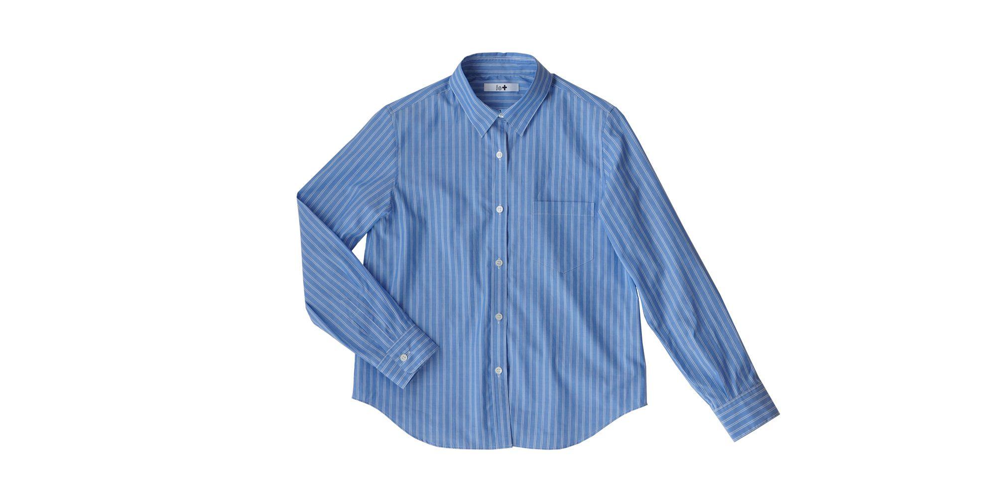 io+ストライプシャツ2