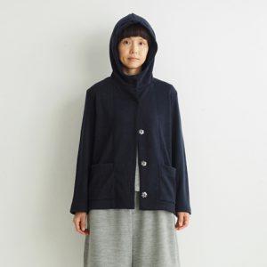 紺 モデル身長164㎝Mサイズ着用