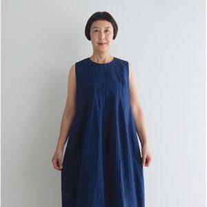 紺 モデル身長163㎝ Mサイズ着用