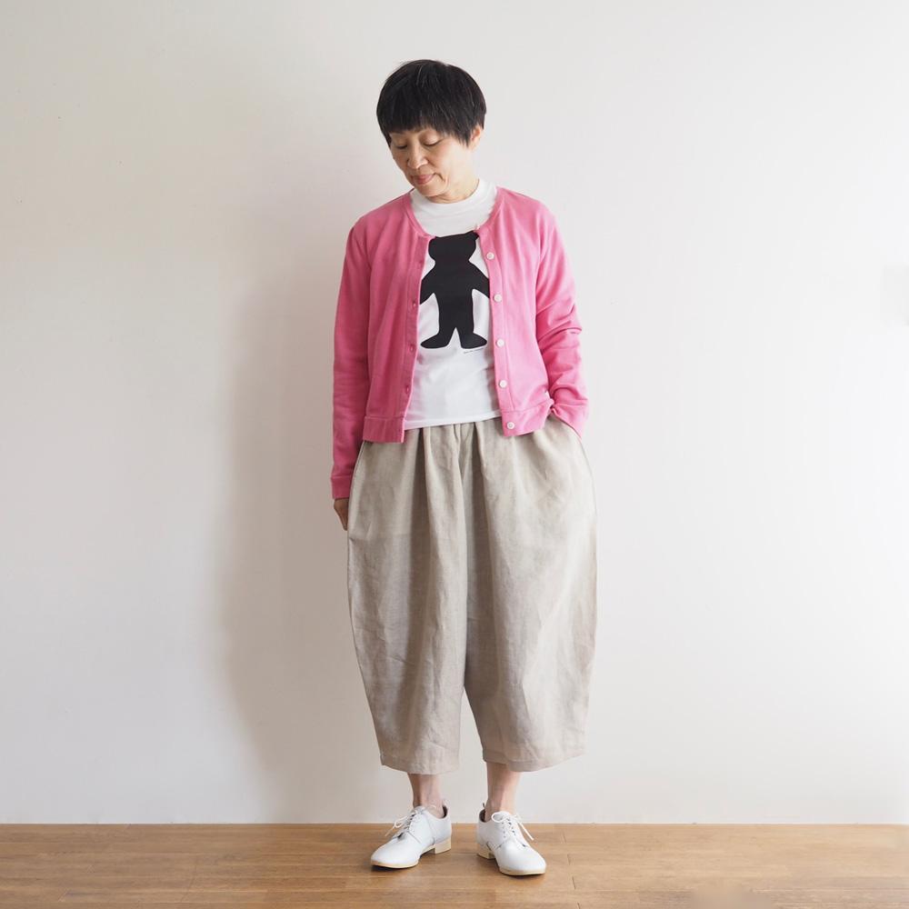 A.半袖プリントTシャツ