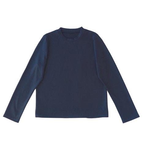 aa.ウール長袖Tシャツ2