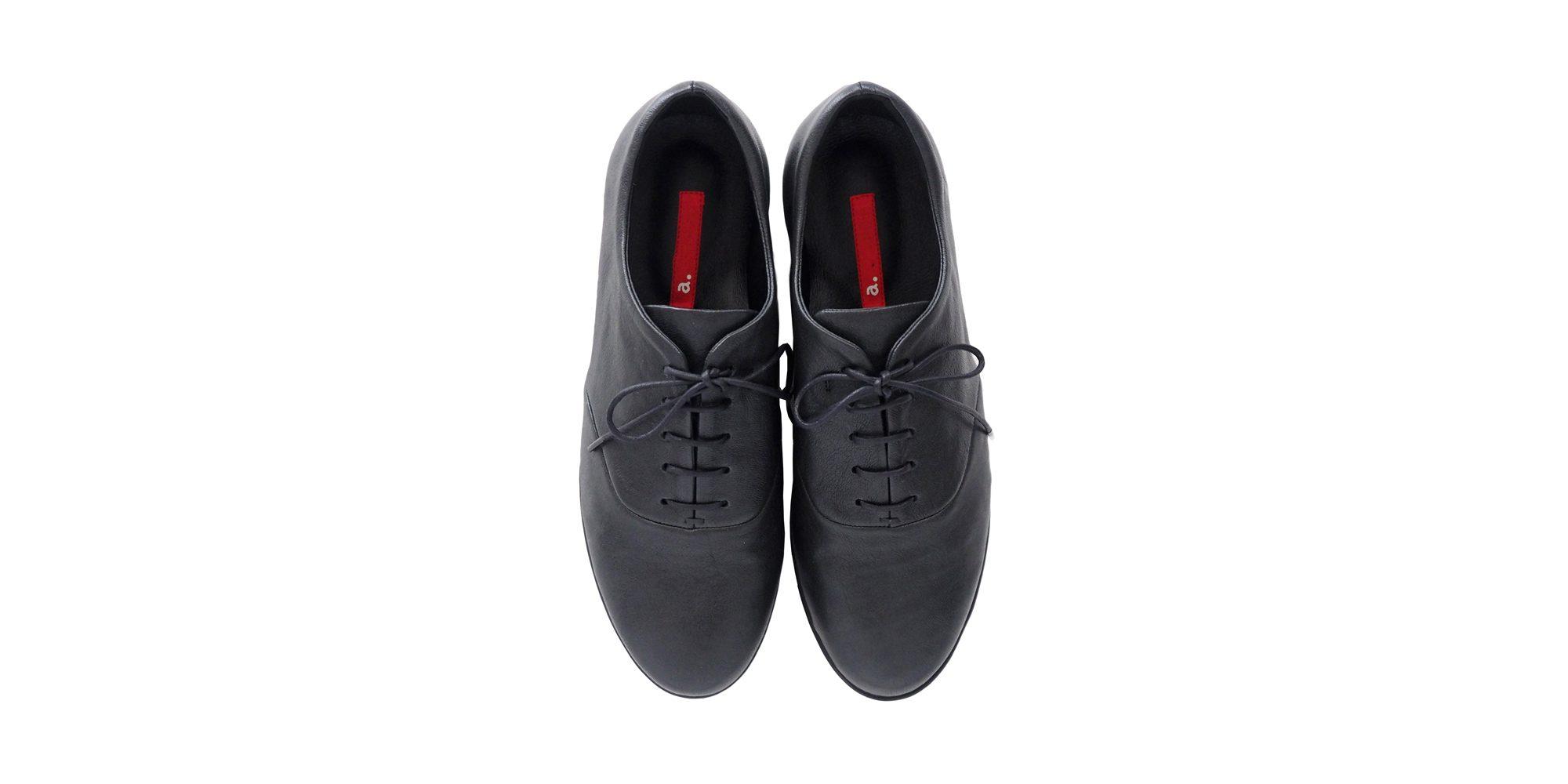 ホバークラフトソールの紐靴