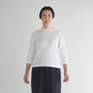 (製品染め)黒 モデル身長163㎝ Mサイズ着用