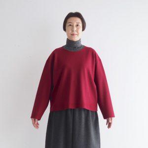 チャコール モデル身長163㎝ Mサイズ着用