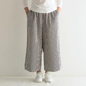 白×黒 モデル身長163㎝ Mサイズ着用