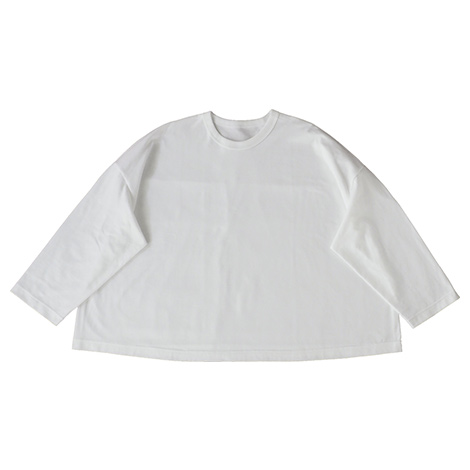 aa.フレアワイド長袖Tシャツ